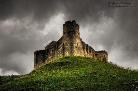 Замок-–-корабль